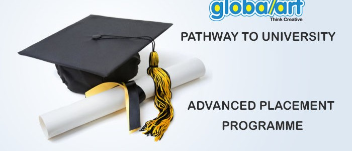 globalart Pathway to University APP