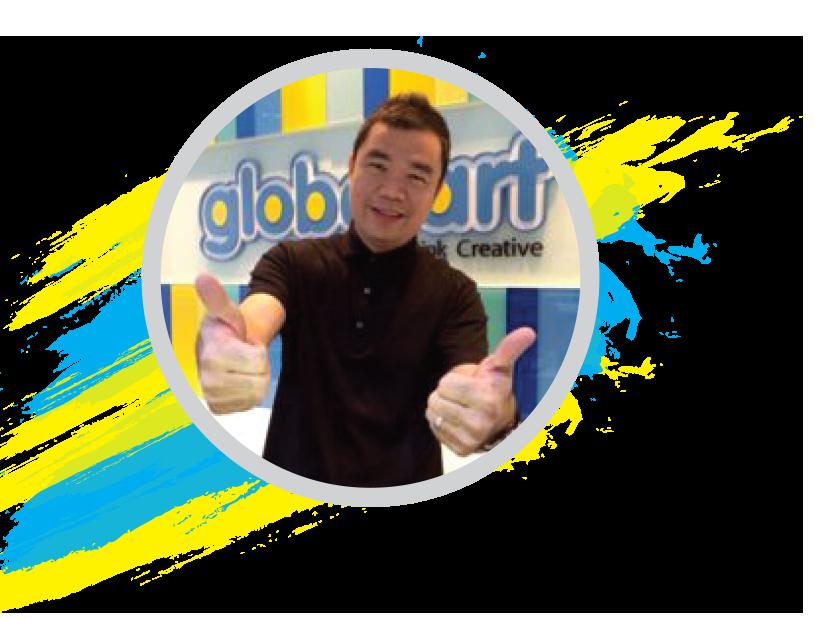 globalart-founder-mahair goh