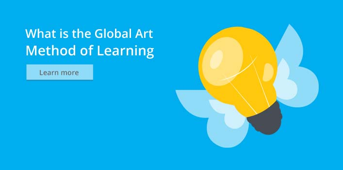 What is the Global Art Method of Learning